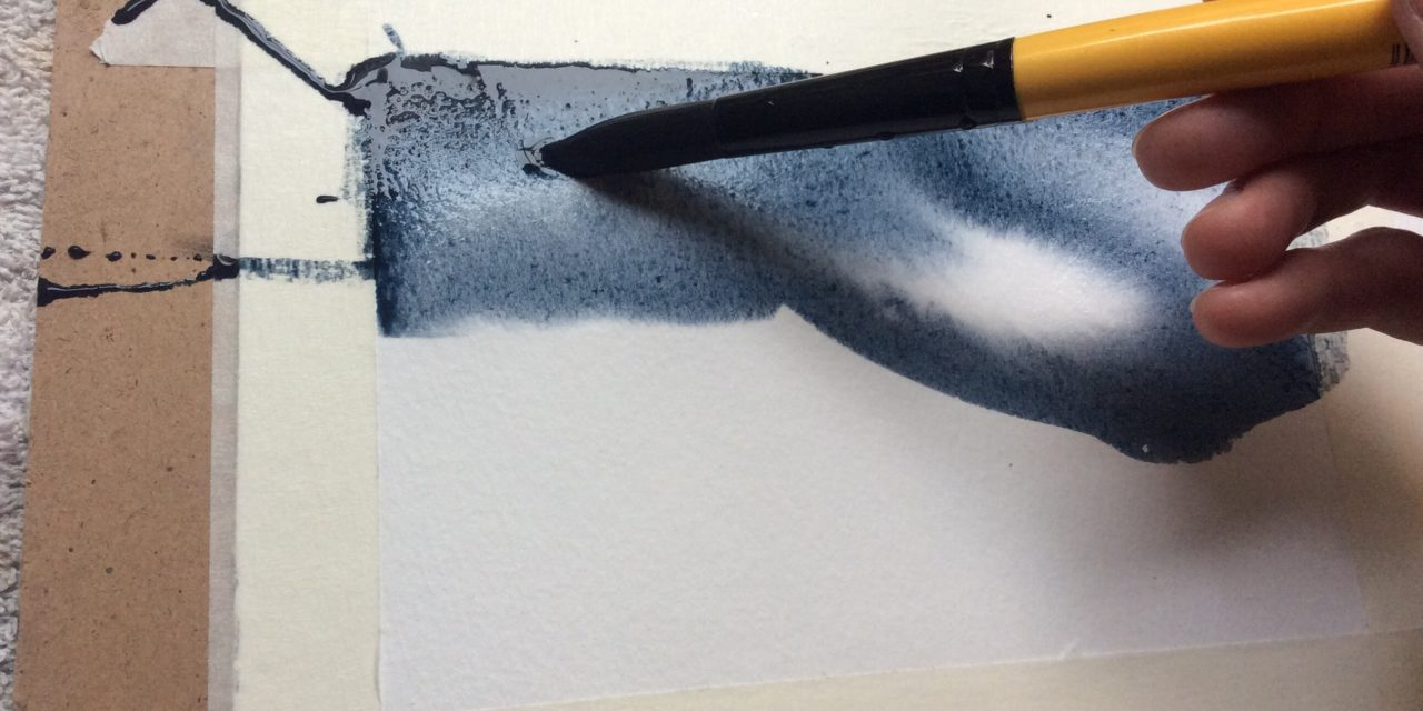Like to learn how to paint with Watercolours?