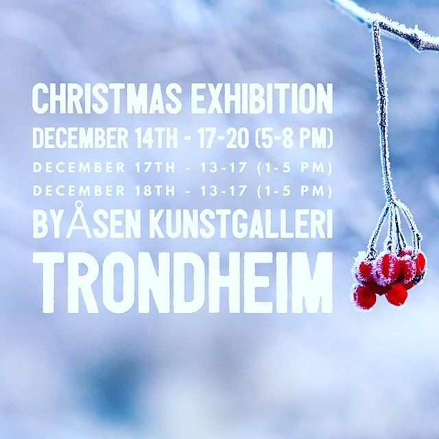 Welcome to Christmas Exhibition in Trondheim