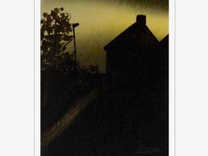 Yellow Silhouette-Rutheart