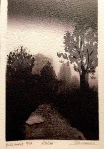 Evening Walk-Rutheart