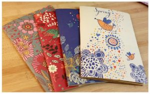 Beautifull Sketchbook Diary drawing Painting graffiti paper Sketch book pocket notebook School Supplies-Rutheart